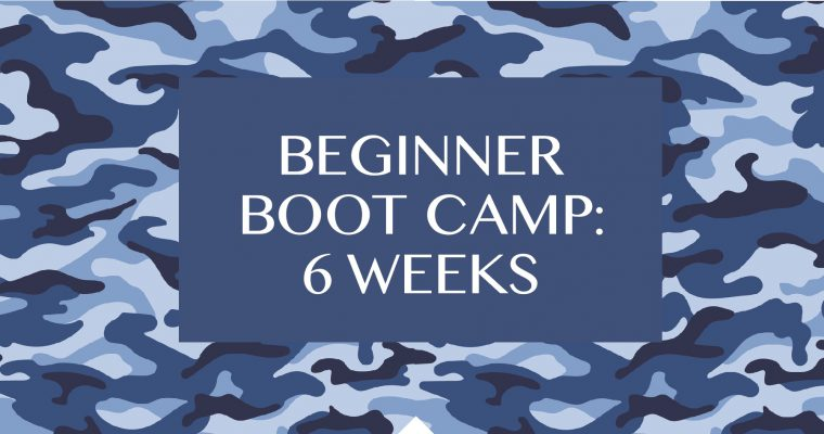 6 Week Boot Camp for the Absolute Beginner Cleaning Professional